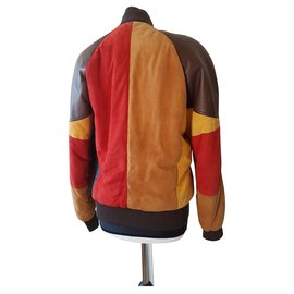 Gianfranco Ferré-Blouson-Multicolore