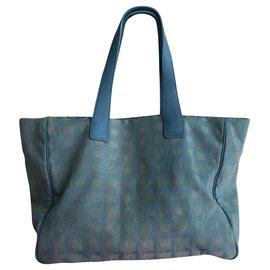 Chanel-travel line-Blue