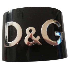 Dolce & Gabbana-Bracelets-Noir