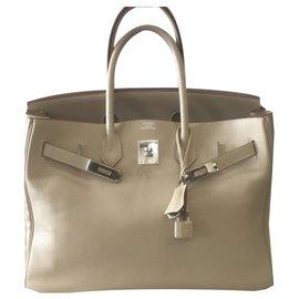 Hermès-Birkin 35-Sable