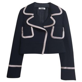 Chloé-Jackets-Black