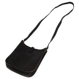 Hermès-Hermes Black Evelelyne I TPM-Black