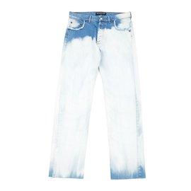 Balenciaga-STRAIGHT WASHED FR40 US30-Light blue
