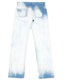 Balenciaga-STRAIGHT WASHED FR40 US30-Bleu clair