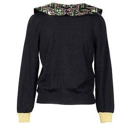 Gucci-Gucci cardigan nouveau-Noir