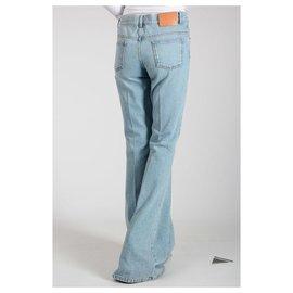 Gucci-Gucci jeans nouveau-Bleu clair