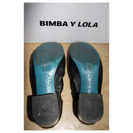 Bimba & Lola-Ballet flats-Black