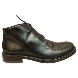 Hugo Boss-Boots-Black