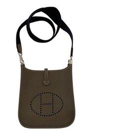 Hermès-Evelyne 16 amazone TPM-Taupe