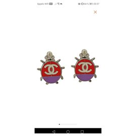 Chanel-CC-Multicolore,Métallisé