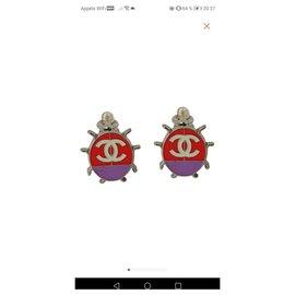 Chanel-CC-Multiple colors,Metallic
