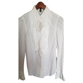 Ralph Lauren-Long sleeves-White