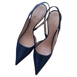 Céline-Heels-Navy blue