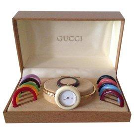 "Gucci-GUCCI ""TIMEPIECES""-Multiple colors"