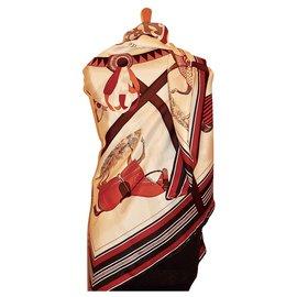 Hermès-Hermès: Couvertures et Tenues de jour pour l'écurie, l'attente et la présentation-Multicolore
