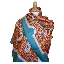 Hermès-MORS et GOURMETTES-Multicolore
