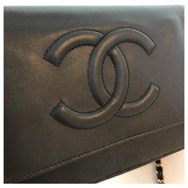 Chanel-Woc-Gris,Gris anthracite