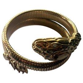 Anna Dello Russo pour H & M-Bracelets-Doré