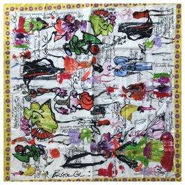 Christian Lacroix-foulard Christian Lacroix-Multicolore
