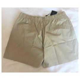 Burberry-SHORT DE BAIN BURBERRY POUR HOMMES GRAND-Beige