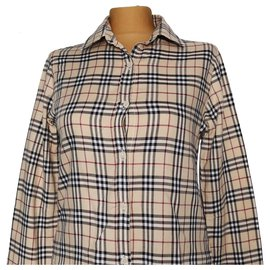 Burberry-T-shirts-Multicolore