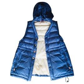 Moncler-Modèle AYTRE MONCLER-Bleu
