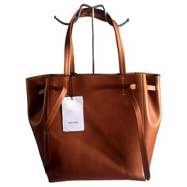 Céline-celine cabas phantom luggage new-Brown