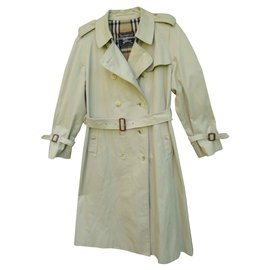 Burberry-vintage Burberry trench 44-Beige