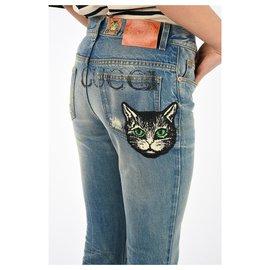 Gucci-Gucci jeans new-Blue