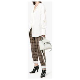 Céline-Pants, leggings-Brown