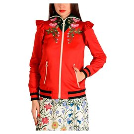 Gucci-Gucci jacket new-Rouge
