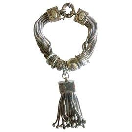 Gas-Bracelet Jos-Argenté
