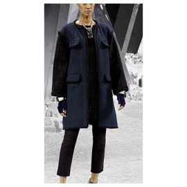 Chanel-Coats, Outerwear-Multiple colors