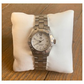 Tag Heuer-Aquaracer-Silvery