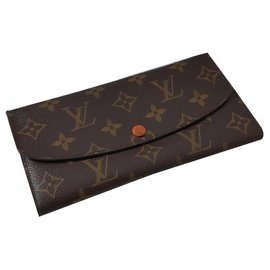Louis Vuitton-Emilie-Brown