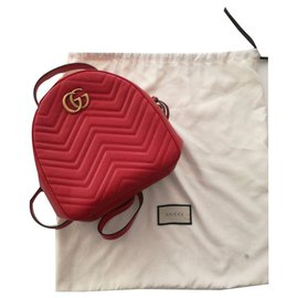 Gucci-gg marmont-Rouge