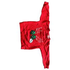 Stella Mc Cartney-Sweaters-Red