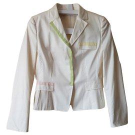 Akris-Jackets-White,Multiple colors