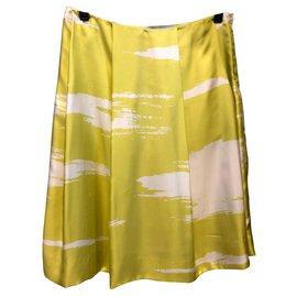 Yves Saint Laurent-die Röcke-Grün