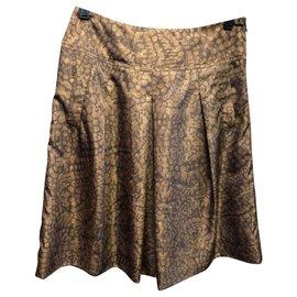 Piazza Sempione-Skirts-Brown