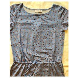Agnès b.-Agnes b dress-Blue