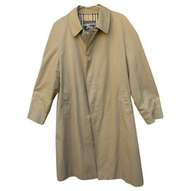 Burberry-Waterproof Burberry vintage size 52 Camel color-Light brown