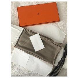 Hermès-New libris-Beige