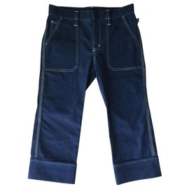 Chloé-jeans-Bleu