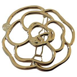 Chanel-CAMELLIA-Golden