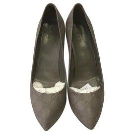 Gucci-Heels-Grey