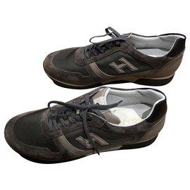 Hogan-Hogan shoes new-Grey