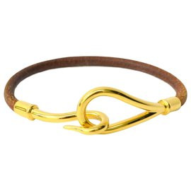 Hermès-Bracelet Hermès Jumbo-Marron