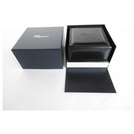 Chopard-Boîte à boucles Chopard, boîte intérieure et boîte extérieure-Noir
