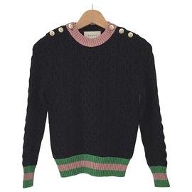 Gucci-Tricots-Multicolore